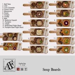AF Soup Boards