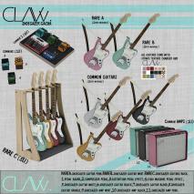 CLAVv Guitars