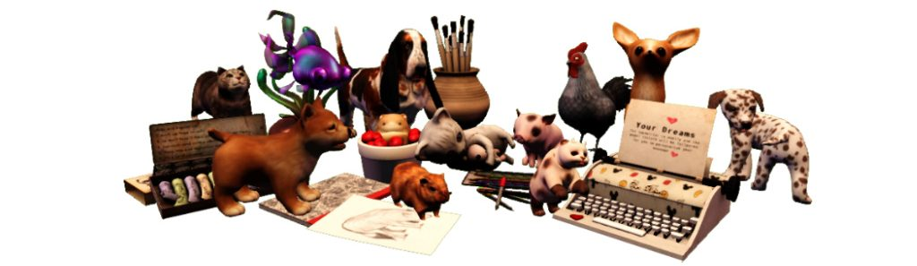 WK Breedable Ferrets – Little Varmints are out – Creative